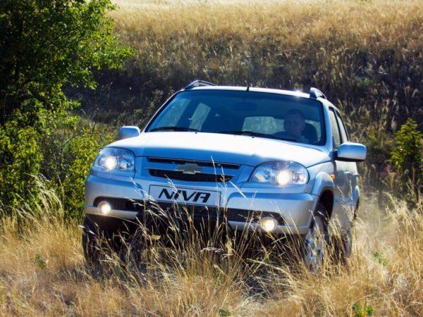 Отзывы о Chevrolet Niva