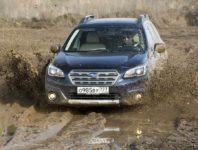 Фото нового Subaru Outback 5