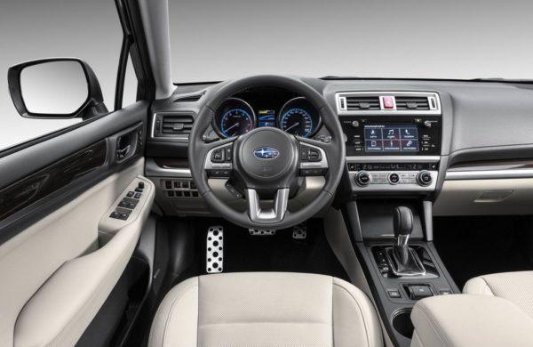 Салон Subaru Outback 5