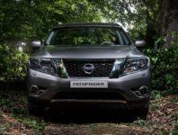 Фото нового Nissan Pathfinder 4