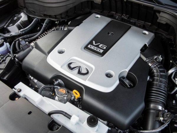 Двигатель Infiniti QX50