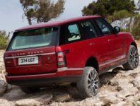 Фото нового Range Rover 4