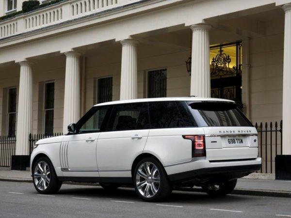 Отзывы о Range Rover Vogue 2021
