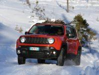 Фото нового Jeep Renegade