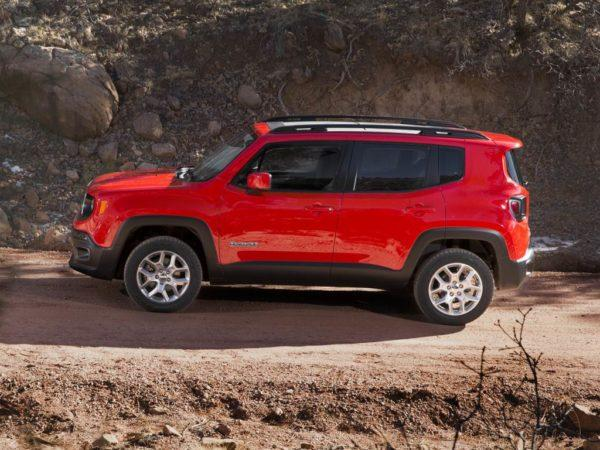 Отзывы оJeep Renegade 2021