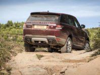 Фото нового Range Rover Sport 2
