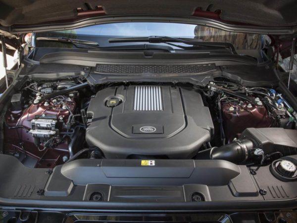 Двигатель Рендж Ровер Спорт II