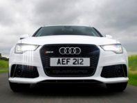 Фото нового Audi RS6 Avant