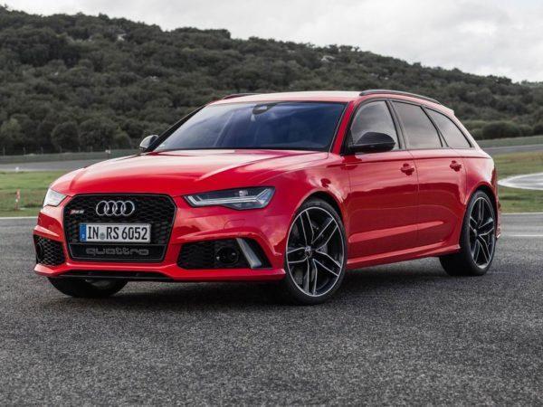 Новый Audi RS6 Avant