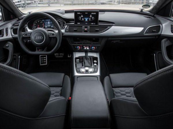 Салон модели Ауди РС6 Авант