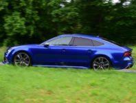 Фото нового Audi RS7 Sportback