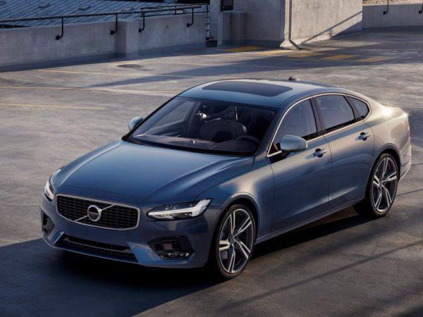 Отзывы о Volvo S90 2021