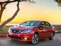 Фото Nissan Sentra для США