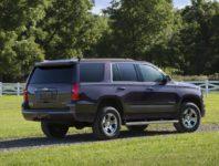Фото нового Chevrolet Tahoe 4