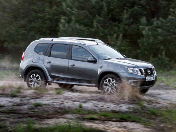 Отзывы о Nissan Terrano 2019