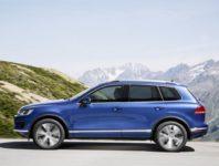 Фото нового Volkswagen Touareg 2
