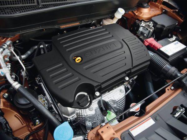 Двигатель Suzuki Vitara