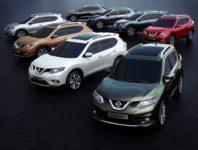Фото нового Nissan X-Trail 3
