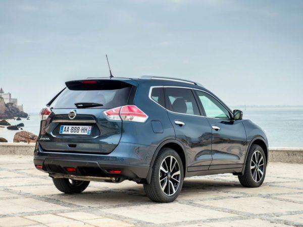 Отзывы о Nissan X-Trail 2019