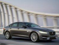 Фото нового Jaguar XF 2