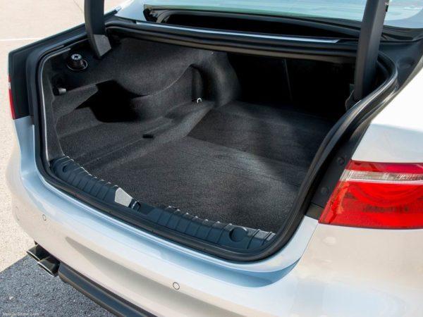 Багажник Ягуар XF 2