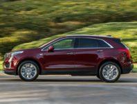 Новый Cadillac XT5 фото