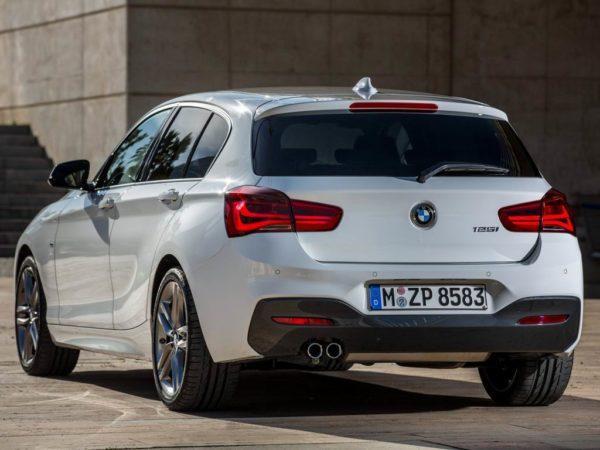 Новая модель BMW 1-Series F20
