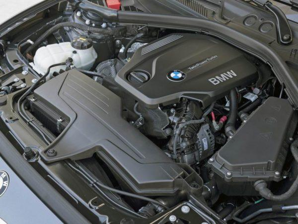 Двигатель BMW 1-серии