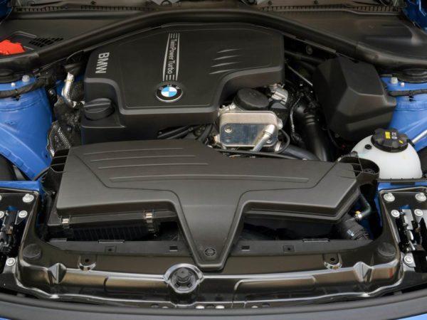 Двигатель БМВ 4 гран купе F36