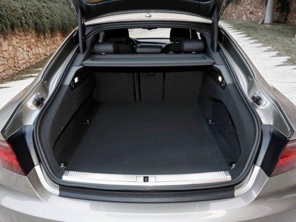 Багажник Ауди A7 Sportback
