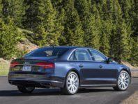 Фото нового Audi A8 (D4)