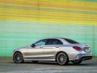 Фото нового Mercedes C-Class W205
