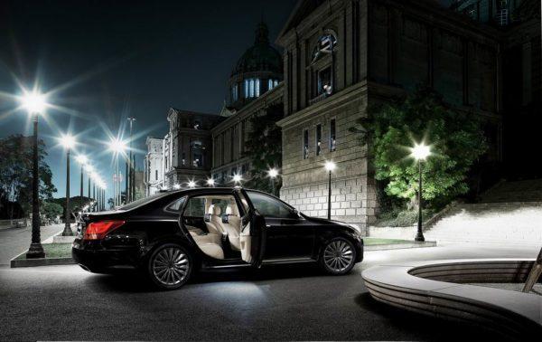 Седан Hyundai Equus 2