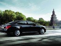 Фото нового Hyundai Equus 2