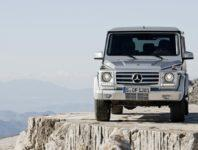 Фото нового Mercedes G-Class W463