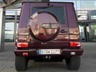 Фото Мерседес Г-класса в кузове W463