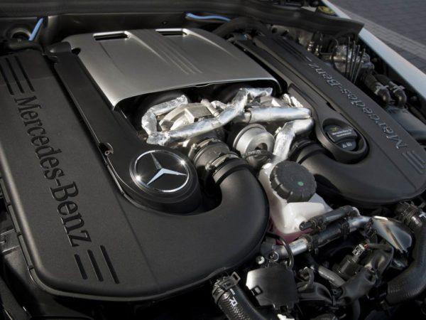 Двигатель Гелендвагена