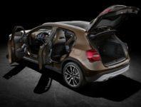 Фото нового Mercedes GLA-Class