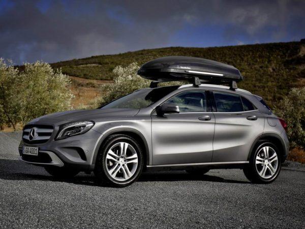 Отзывы о Mercedes GLA 2019