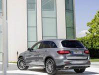 Фото нового Mercedes GLC