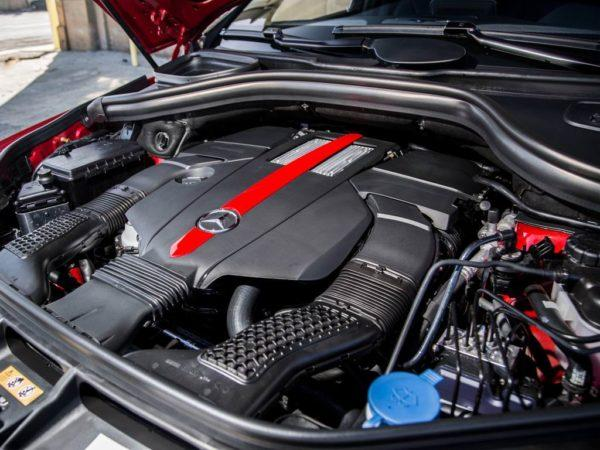 Двигатель Мерседес-Бенц GLE Coupe