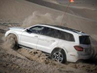 Фото нового Mercedes GLS
