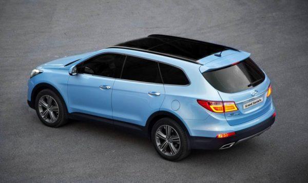 Отзывы о Hyundai Grand Santa Fe