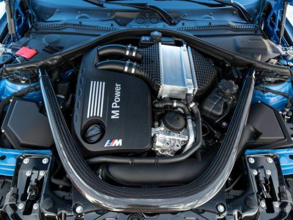 Двигатель BMW M3 F80