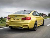 Фото нового BMW M4 Coupe (F82)