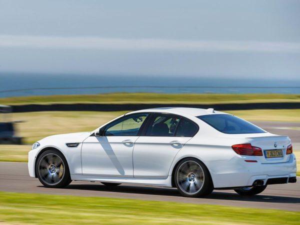 BMW M5 в кузове F10
