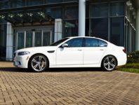 Фото нового BMW M5 (F10)