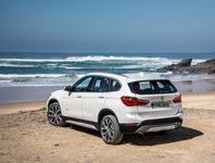 Фото нового BMW X1 (F48)