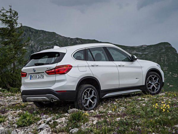 Отзывы BMW X1 2021
