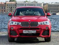 Фото нового BMW X4 (F26)